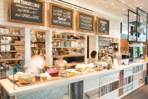 TORANOMON HILLS Cafe(トラノモンヒルズカフェ) 虎ノ門の画像・写真