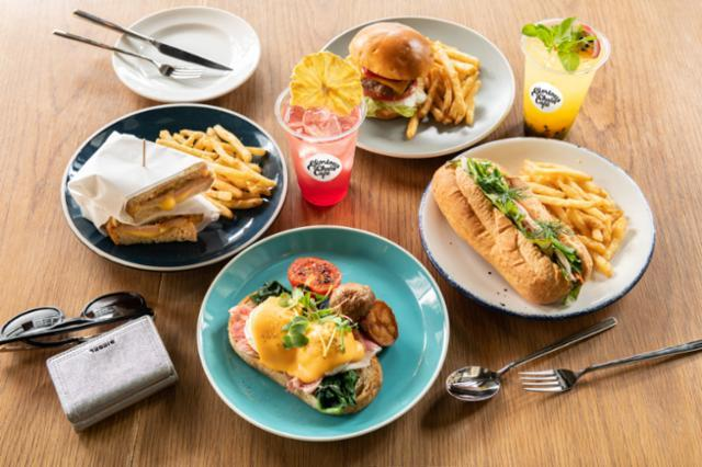Glorious Chain Cafe (グロリアスチェーンカフェ)三井アウトレットパーク横浜ベイサイド(アルバイト・キッチンの画像・写真